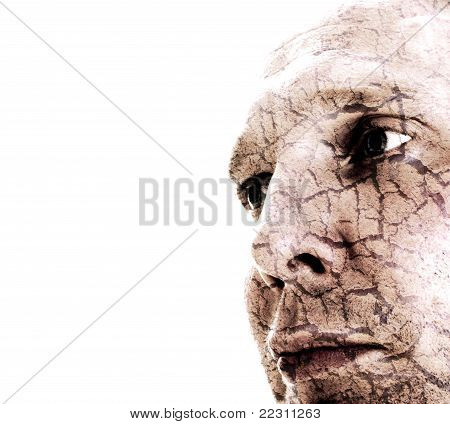 Dried Face