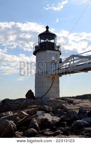 Marshall Point Lighthouse, Maine, USA-4