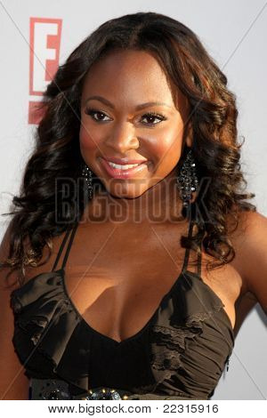 LOS ANGELES - AUG 1:  Naturi Naughton arriving at the NBC TCA Summer 2011 All Star Party at SLS Hotel on August 1, 2011 in Los Angeles, CA