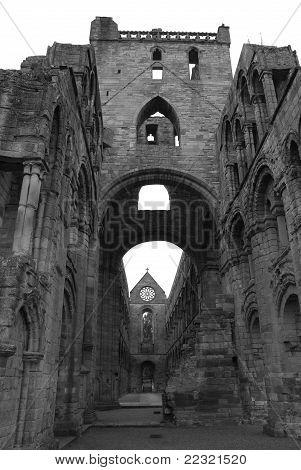 Ruins Of Jedburgh Abbey