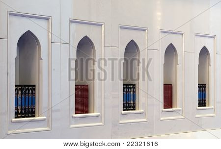 Quran Books In A Mosque