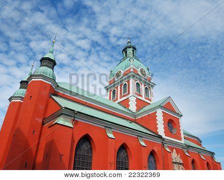 Saint James's Church.
