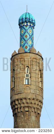 Minaret Close-up