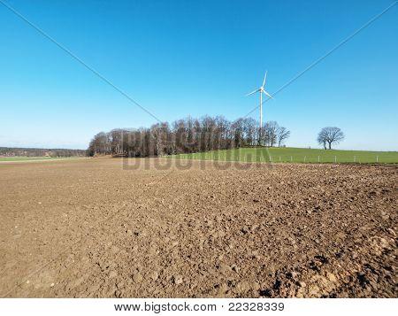 Wind turbine energy