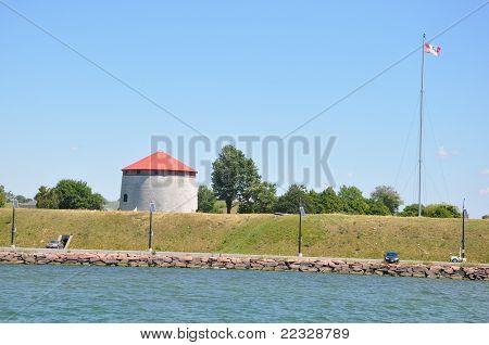 Fort Henry in Kingston, Ontario