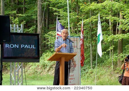 U.S. Congressman Ron Paul