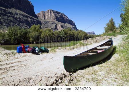 Canoe Trip End