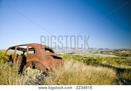 Rust Bucket