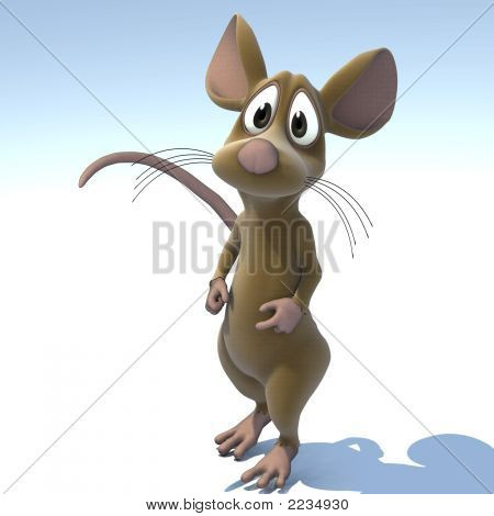 Toon Mouse 01 A Kopie