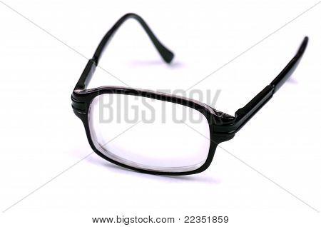 Óculos olho ciclópico