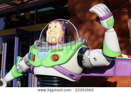 Pixar's Buzz Lightyear