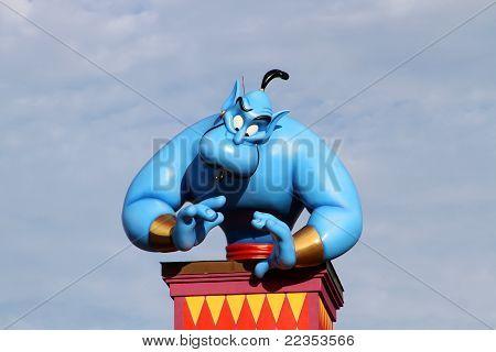 Disney's Genie