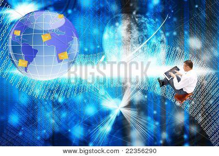 Internet technology.E-mail