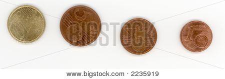 Four Euro Cent Coin