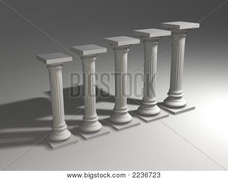 Columns Diagram
