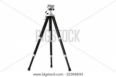 Photo camera tripod
