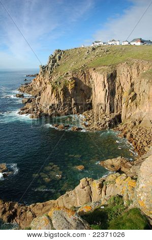 Land's End,Cornwall