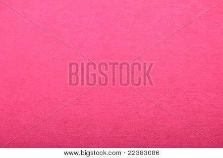 pink fluorescent handmade art paper
