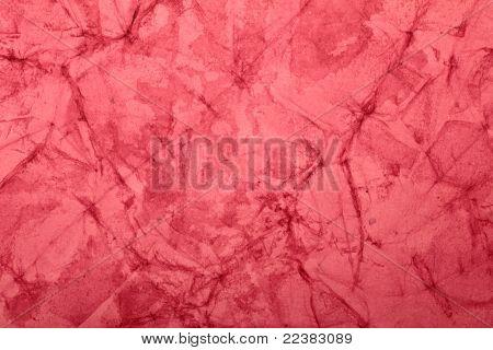 red grunge shaded handmade art paper