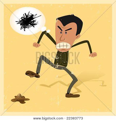 Angry Man - Urban Life