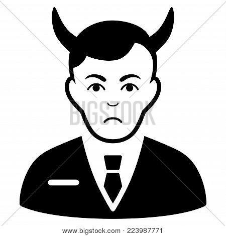 Dolor Satan vector