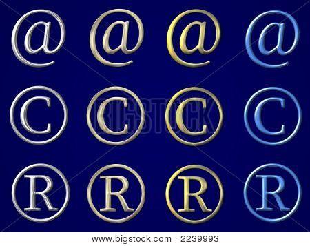 Set Of Simbols