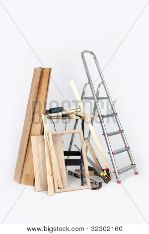 Woodworkers equipment