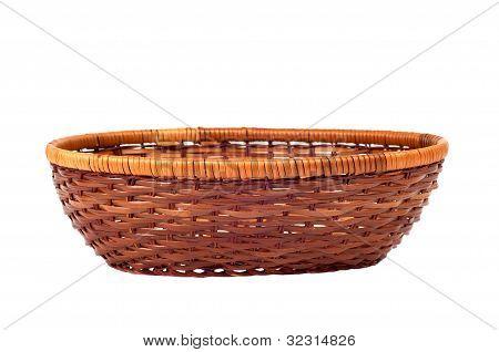 Fruta o cesta de pan