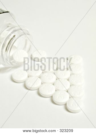 Aspirin With Bottle 3