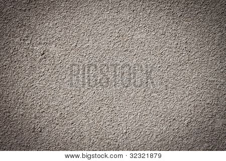Wall asphalt texture with  vignette