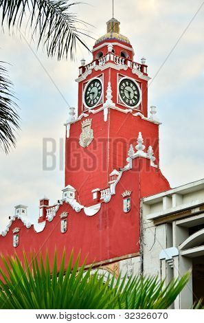 Town Hall, Merida, Mexico