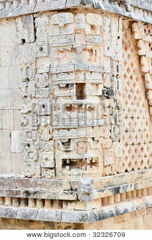 Uxmal, Mexico - Mayan ruins