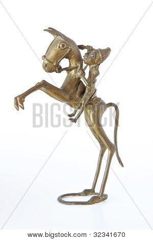 African Bronze Artifact