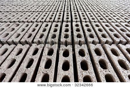 Ladrillos de cemento