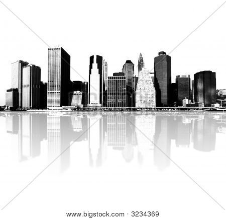 Skyline de New York City