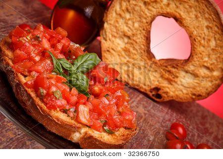 Italian Bread Rings