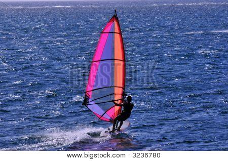 Windsurfing Honduras