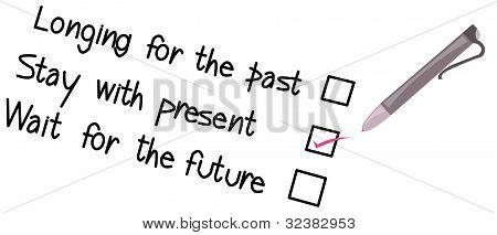 Select Your Principle (writing)
