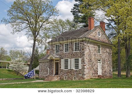 Valley Forge Army Headquarters