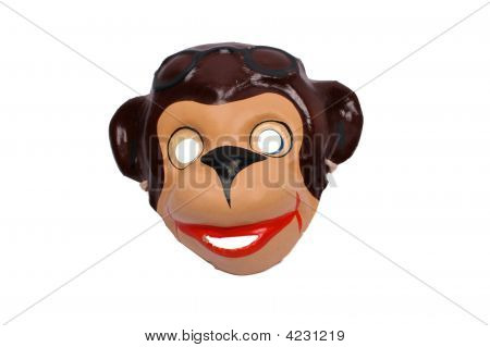 Mask Of Brown Monkey