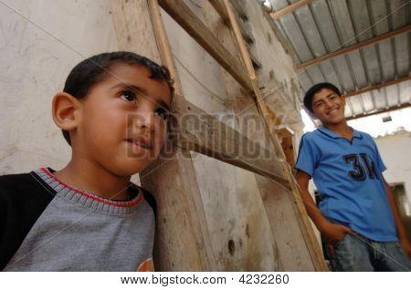 Irmãos em Gaza