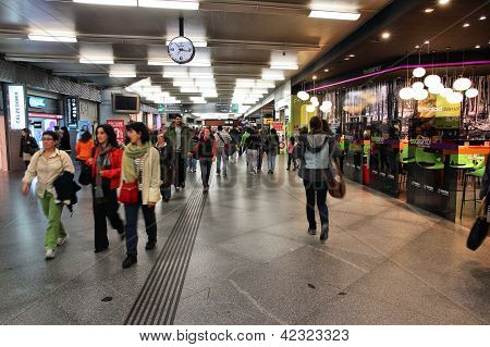 Madrid Atocha Station