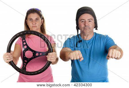 Couple Drive