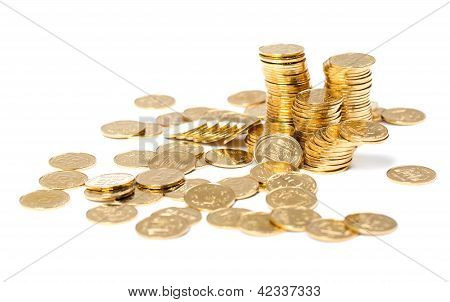 The Golden Coins
