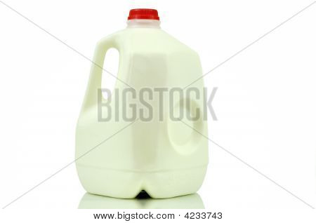 Gallon Milk Container