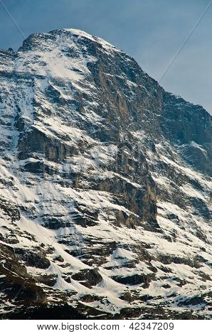 Eiger North Face, In Portrait