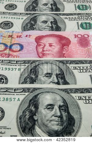 Rmb In Mid Of Usd
