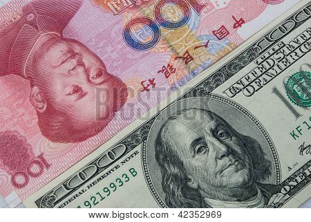 USD Vs Rmb