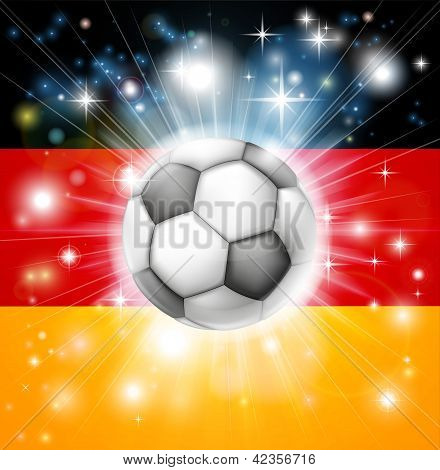 Bandeira do futebol alemão