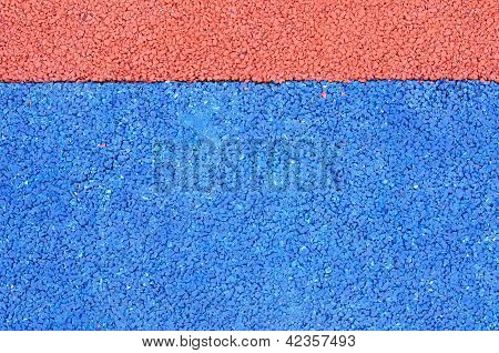 Texture Of Rubber Floor